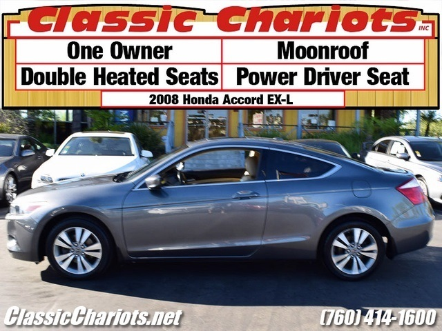 used car near me 2008 honda accord ex l with one owner moonroof and double heated seats for. Black Bedroom Furniture Sets. Home Design Ideas