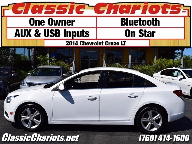 sOLD Used Car Near Me 2014 Chevrolet Cruze LT with