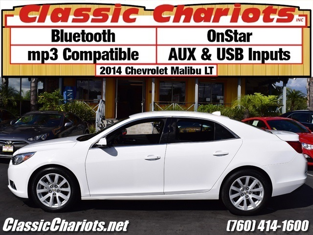 sold used car near me 2014 chevrolet malibu lt with bluetooth onstar aux usb inputs for. Black Bedroom Furniture Sets. Home Design Ideas