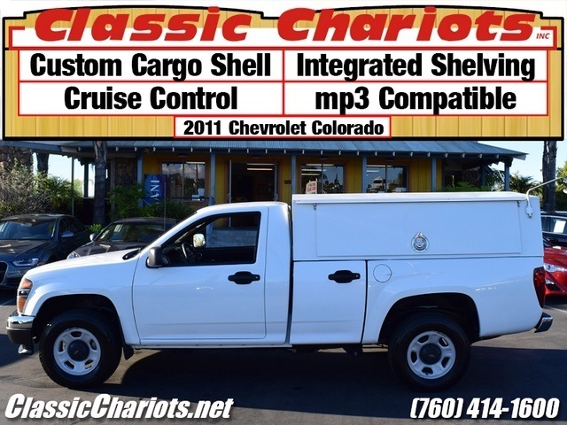 used commercial vehicle near me 2011 chevrolet colorado work truck with cruise control custom. Black Bedroom Furniture Sets. Home Design Ideas