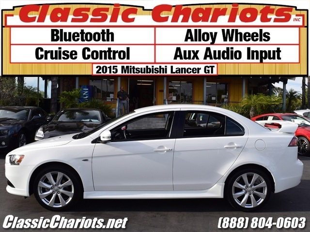 sold used car near me 2015 mitsubishi lancer gt with bluetooth alloy wheels and cruise. Black Bedroom Furniture Sets. Home Design Ideas