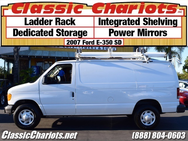 used commercial vehicles near me 2007 ford e series. Black Bedroom Furniture Sets. Home Design Ideas