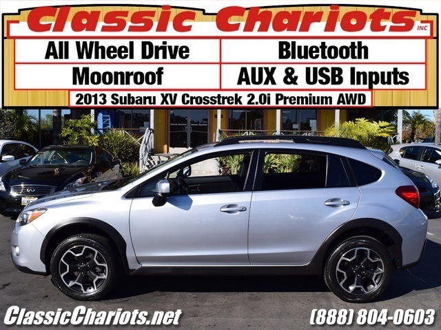 sold used car near me 2013 subaru xv crosstrek premium with all wheel drive bluetooth. Black Bedroom Furniture Sets. Home Design Ideas