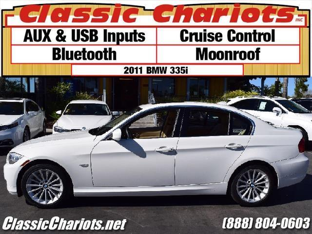 Sold Used Car Near Me 2011 Bmw 3 Series 335i With Bluetooth