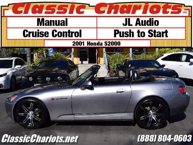 used car near me 2001 honda s2000 with manual transmission cruise control and push to start. Black Bedroom Furniture Sets. Home Design Ideas
