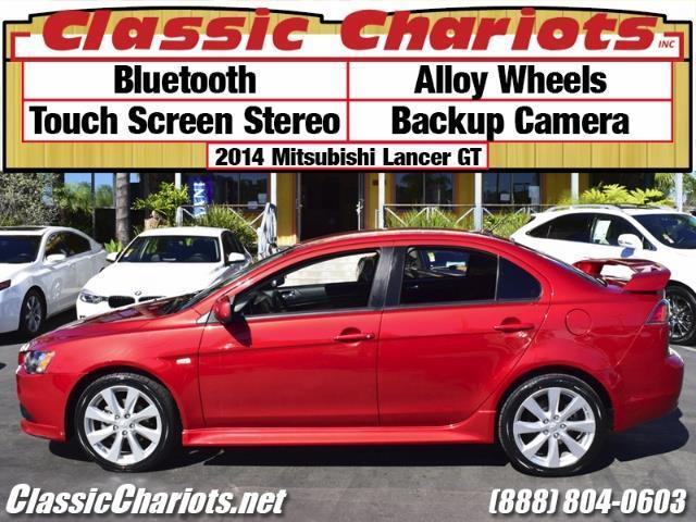 sold used car near me 2014 mitsubishi lancer gt with bluetooth alloy wheels and backup. Black Bedroom Furniture Sets. Home Design Ideas