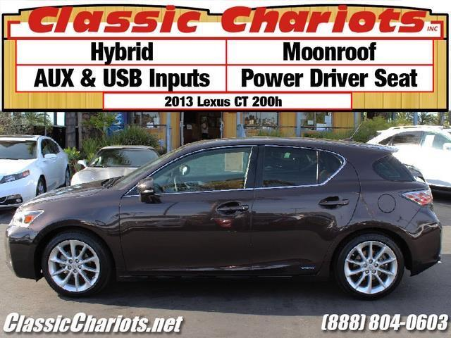Sold Used Car Near Me 2013 Lexus CT 200h with