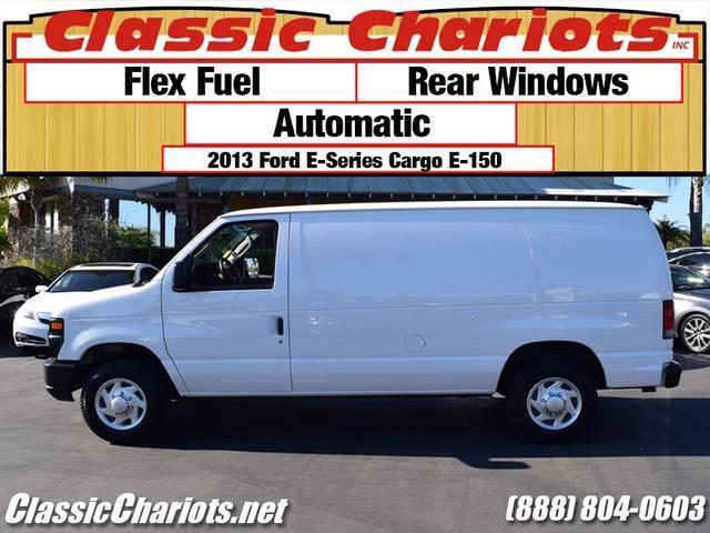 used cargo van near me 2013 ford e 150 cargo van with flex fuel rear windows and automatic. Black Bedroom Furniture Sets. Home Design Ideas