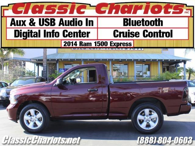 used truck near me 2014 ram 1500 express with bluetooth digital info center and usb input for. Black Bedroom Furniture Sets. Home Design Ideas