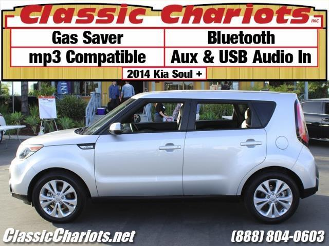 sold used car near me 2014 kia soul with bluetooth aux usb input for sale in san diego. Black Bedroom Furniture Sets. Home Design Ideas