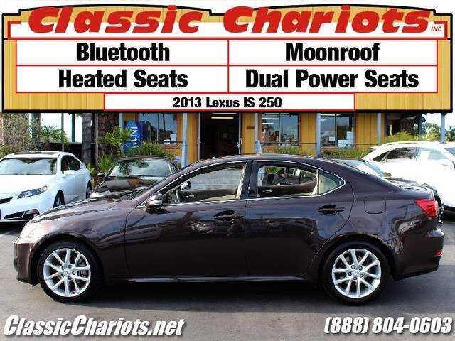sold used car near me 2013 lexus is 250 with bluetooth moon roof and heated seats for. Black Bedroom Furniture Sets. Home Design Ideas