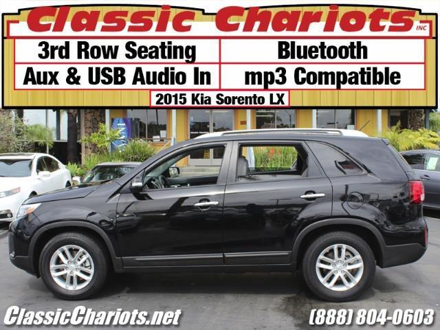 3rd Row Suv For Sale >> 3rd Row Seating Classic Chariots