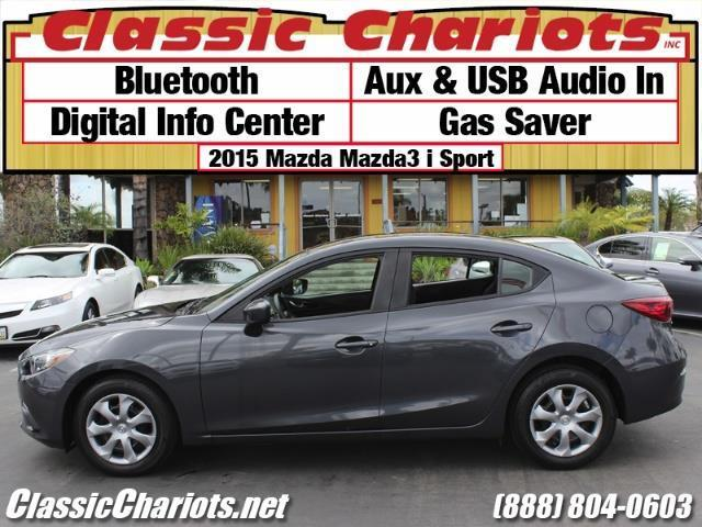 sold used car near me 2015 mazda mazda3 i sport with bluetooth digital info center and. Black Bedroom Furniture Sets. Home Design Ideas