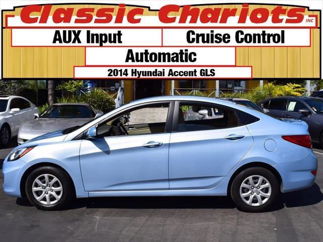 used car near me 2014 hyundai accent gls with aux input cruise control and automatic for. Black Bedroom Furniture Sets. Home Design Ideas