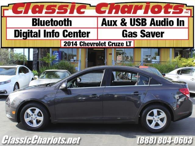 sold used car near me 2014 chevrolet cruze lt with bluetooth aux and gas saving for sale. Black Bedroom Furniture Sets. Home Design Ideas