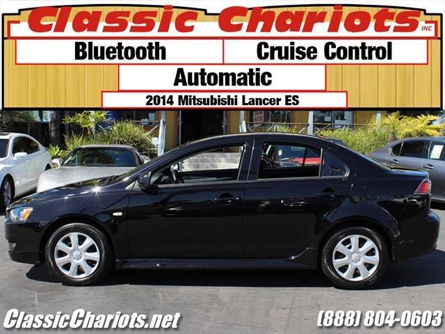sold used car near me 2014 mitsubishi lancer es with bluetooth cruise control for sale in. Black Bedroom Furniture Sets. Home Design Ideas