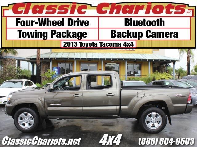used truck near me 2013 toyota tacoma v6 with 4wd bluetooth and backup camera for sale in. Black Bedroom Furniture Sets. Home Design Ideas