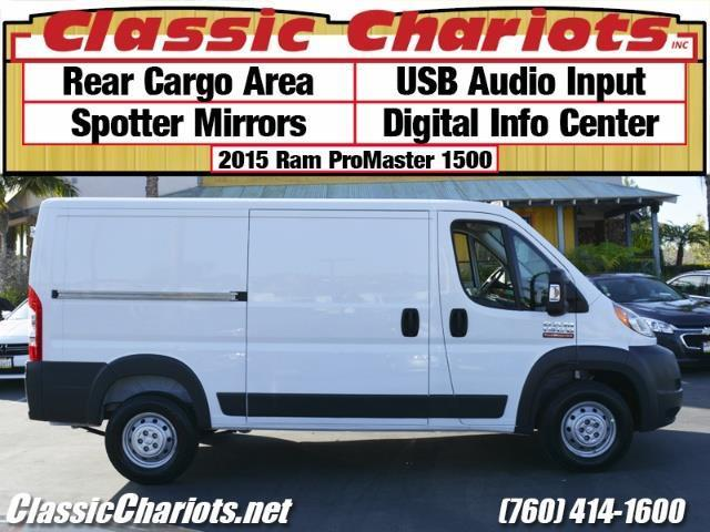 Used Cargo Vans For Sale Near Me >> **SOLD**Used Van Commercial Vehicle Near Me - 2015 Ram ...