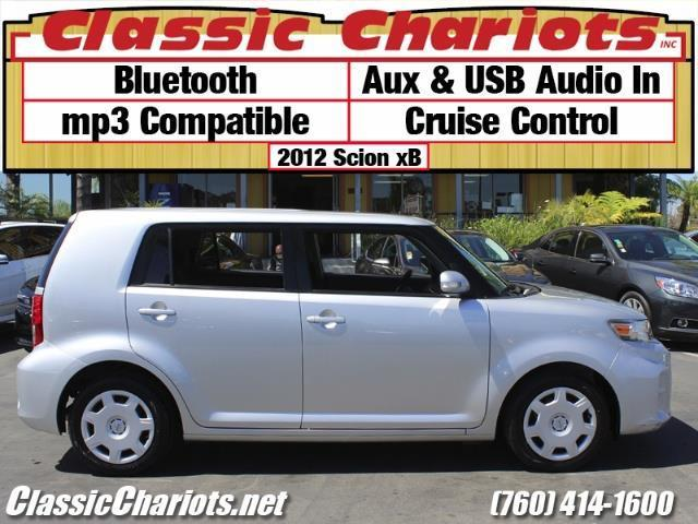 sold used car near me 2012 scion xb with bluetooth usb input and cruise control for sale. Black Bedroom Furniture Sets. Home Design Ideas