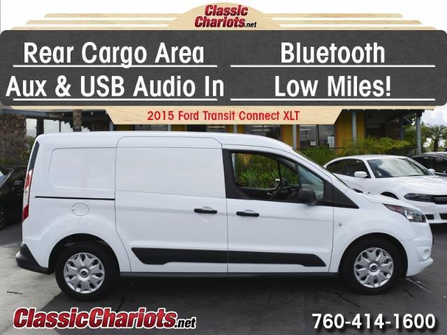sold used commercial vehicle near me 2015 ford transit connect xlt with rear cargo area. Black Bedroom Furniture Sets. Home Design Ideas