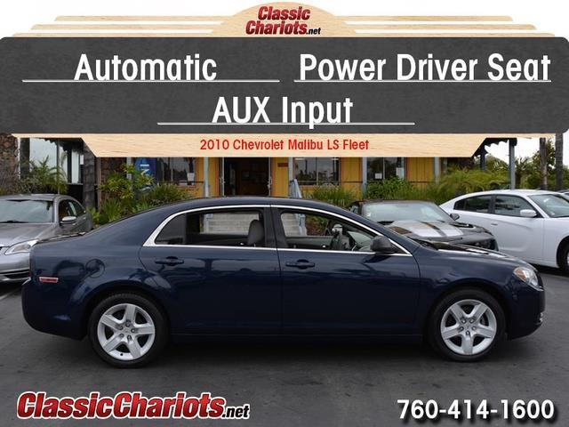 sold used car near me 2010 chevrolet malibu ls with power driver seat automatic and aux. Black Bedroom Furniture Sets. Home Design Ideas