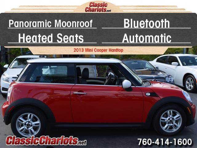 used car near me 2013 mini cooper hardtop with panoramic moonroof bluetooth and heated seats. Black Bedroom Furniture Sets. Home Design Ideas