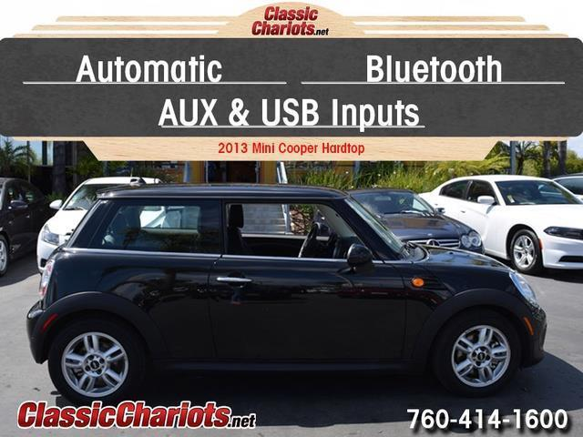 Used Car Near Me 2013 Mini Cooper Hardtop Hatchback With