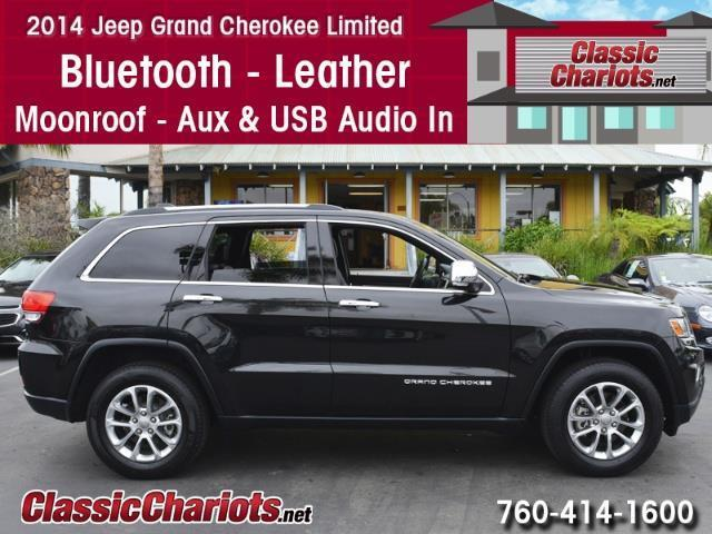 Soldused Suv Near Me 2014 Jeep Grand Cherokee Limited With
