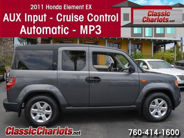 Sold Used Car Near Me 2011 Honda Element Ex With Aux