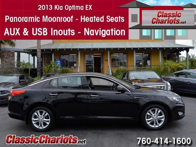 sold used car near me 2013 kia optima ex with panoramic moonroof heated seats and. Black Bedroom Furniture Sets. Home Design Ideas