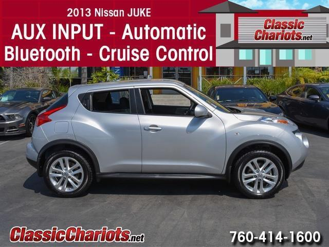 used car near me 2013 nissan juke with aux input bluetooth and cruise control for sale in. Black Bedroom Furniture Sets. Home Design Ideas