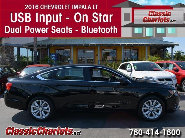 used car near me 2016 chevrolet impala lt with usb input on star and bluetooth for sale in. Black Bedroom Furniture Sets. Home Design Ideas