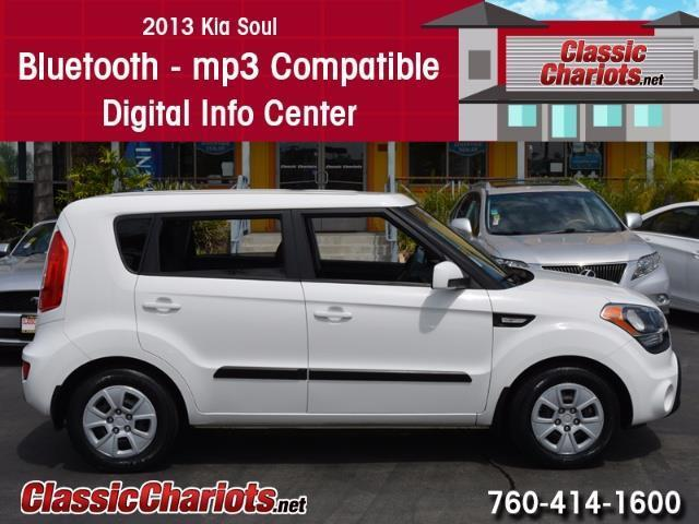 used car near me 2013 kia soul with bluetooth mp3 and digital info center for sale in san. Black Bedroom Furniture Sets. Home Design Ideas