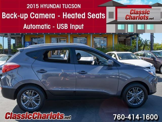 used suv near me 2015 hyundai tucson se with back up camera heated seats and usb input for. Black Bedroom Furniture Sets. Home Design Ideas