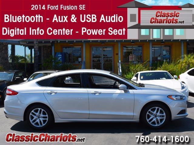 sold used car near me 2014 ford fusion se with bluetooth usb input and power seat for. Black Bedroom Furniture Sets. Home Design Ideas
