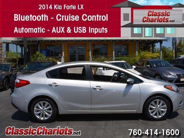 sold used car near me 2014 kia forte lx with bluetooth cruise control and usb input for. Black Bedroom Furniture Sets. Home Design Ideas
