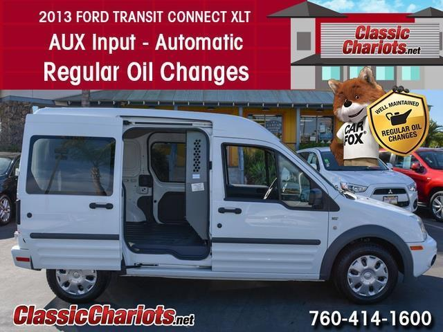 Used Commercial Vehicle Near Me 2013 Ford Transit Connect Cargo