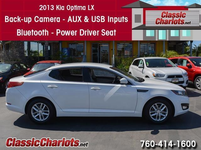 sold used car near me 2013 kia optima lx with back up camera usb input and bluetooth for. Black Bedroom Furniture Sets. Home Design Ideas