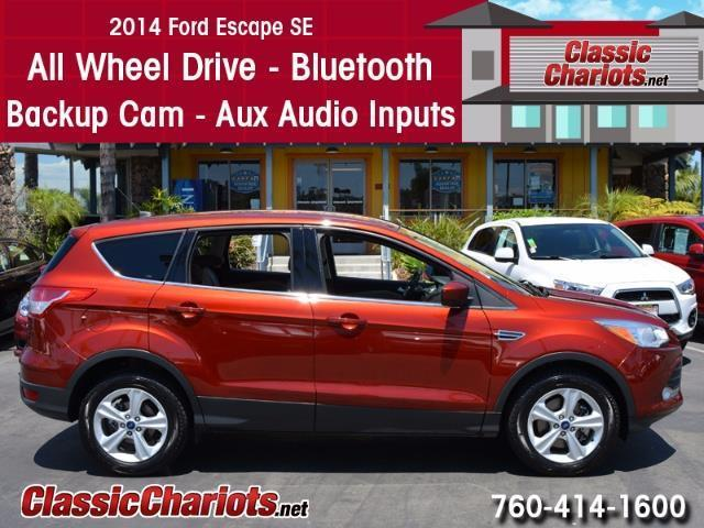 used suv near me 2014 ford escape se awd with awd bluetooth and back up camera for sale in. Black Bedroom Furniture Sets. Home Design Ideas
