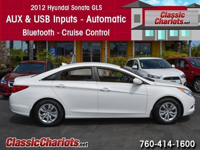 used car near me 2012 hyundai sonata gls with usb input automatic and bluetooth for sale in. Black Bedroom Furniture Sets. Home Design Ideas