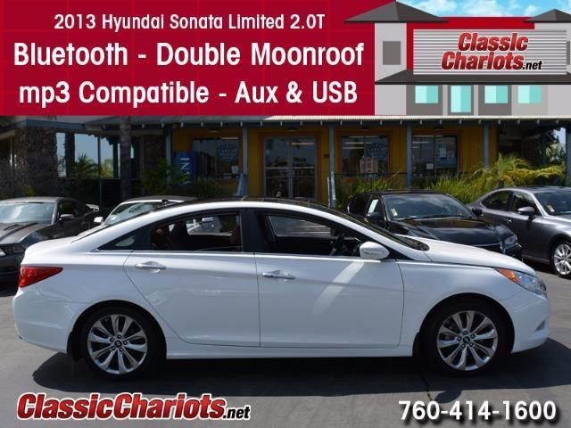 sold used car near me used 2013 hyundai sonata 2 0t limited w navi with bluetooth double. Black Bedroom Furniture Sets. Home Design Ideas
