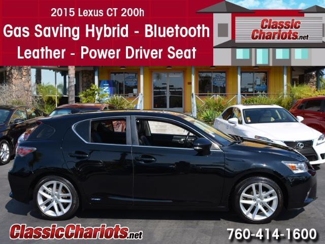 sold used car near me 2015 lexus ct 200h with gas saving hybrid bluetooth and leather for. Black Bedroom Furniture Sets. Home Design Ideas