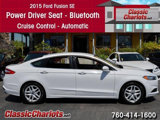 used car near me 2015 ford fusion se with bluetooth. Black Bedroom Furniture Sets. Home Design Ideas