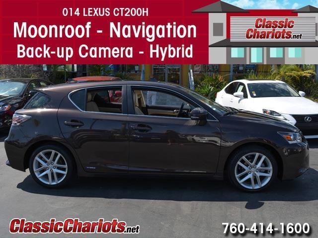 sold Used Car Near Me 2014 Lexus CT 200h Navi with