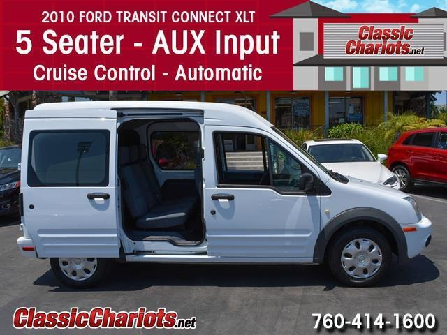 sold used commercial van near me 2010 ford transit connect xlt wagon with back up assist. Black Bedroom Furniture Sets. Home Design Ideas