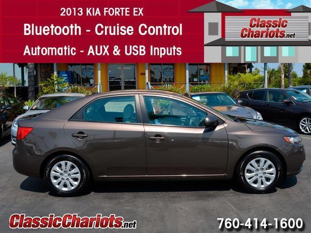 sold used car near me 2013 kia forte ex with bluetooth usb input and cruise control for. Black Bedroom Furniture Sets. Home Design Ideas