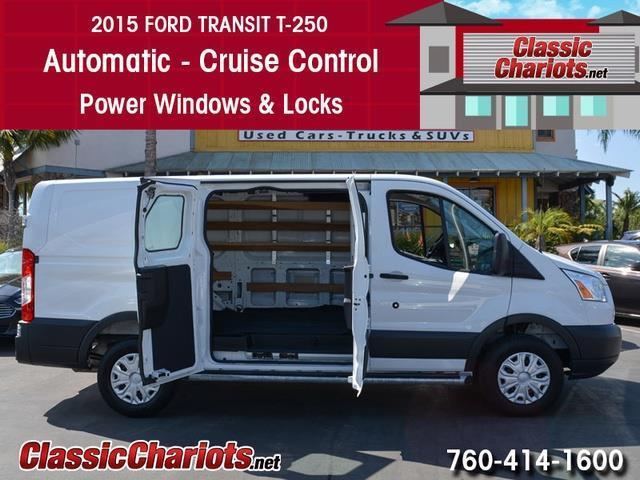 Used commercial vehicle near me 2015 ford transit 250 - Used exterior doors for sale near me ...