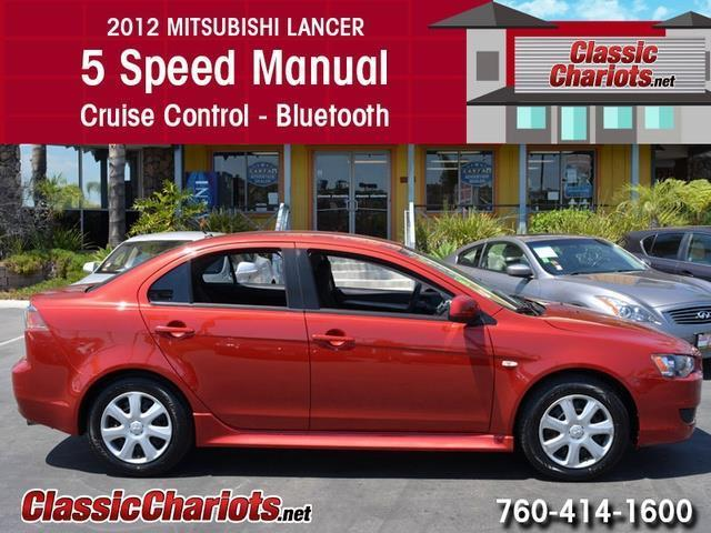 sold used car near me 2012 mitsubishi lancer es with 5 speed manual cruise control and. Black Bedroom Furniture Sets. Home Design Ideas