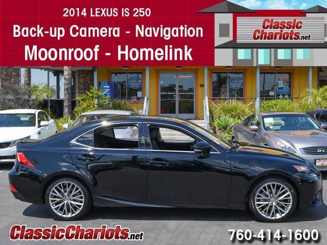 Kia Dealership San Diego >> **Sold**Used Car Near Me - 2014 Lexus IS 250 with Back-up ...