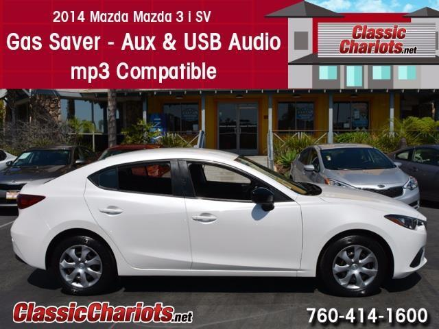 sold used car near me 2014 mazda mazda3 i sv with usb input and mp3 compatible for sale in. Black Bedroom Furniture Sets. Home Design Ideas